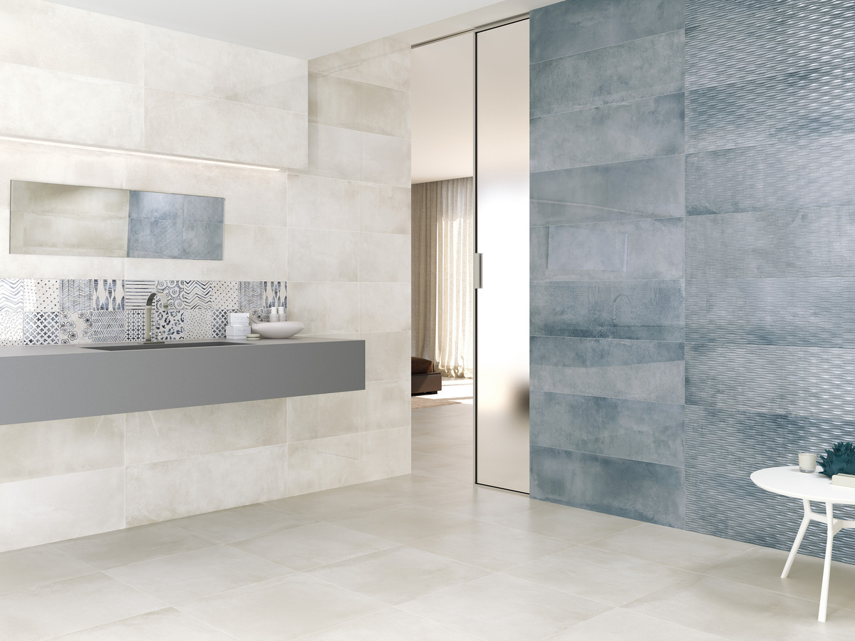 The latest in ceramic design for bathrooms